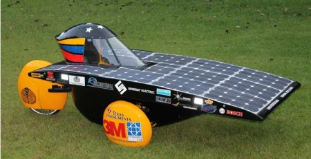 carro solar catatumbo