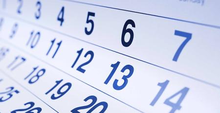 calendario de Sujetos Pasivos Especiales y Agentes de Retención